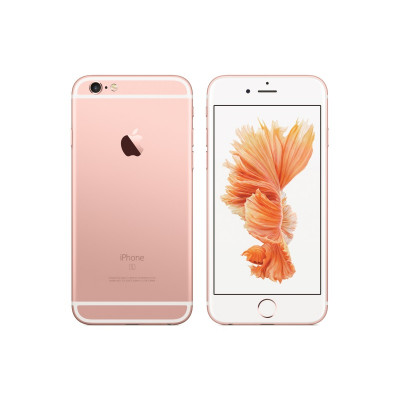 Корпус для iPhone 6S Plus розовое золото
